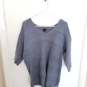 🎀Torrid Sweater - Gray